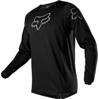 180 PRIX JERSEY - BLACK ONLY [BLK/BLK] FOX 2020